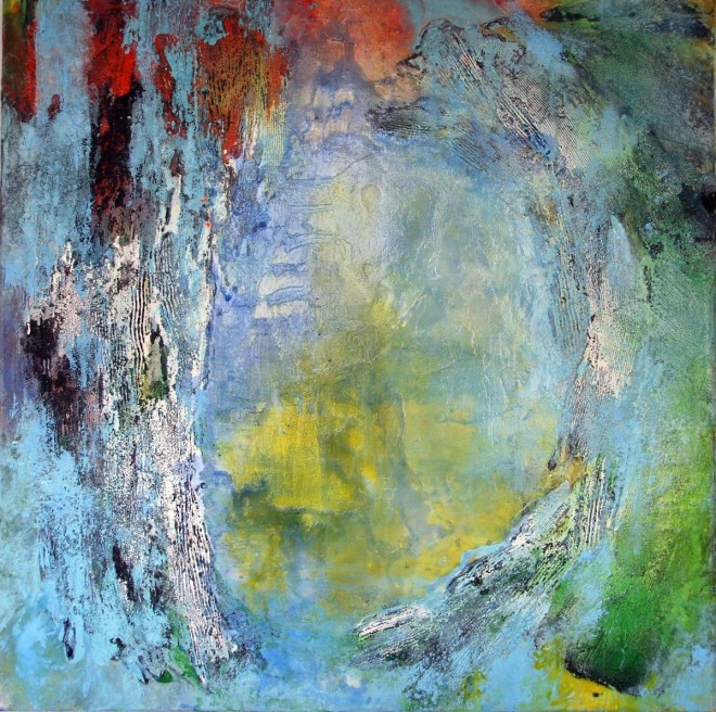 Energy Field II by KIM YUSOB
