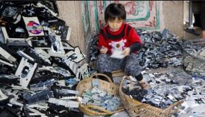 childrenEwasterecycling
