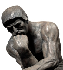 The-Thinker-Statue